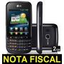 Smartphone Lg Optimus Pro C660 Android 2.3 Wi-fi -de Vitrine