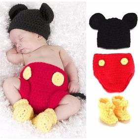 Disfraz Mickey Mouse 1ra Foto Del Bebe