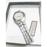 Reloj Stainless Stell Back Para Hombre Echo En Japon