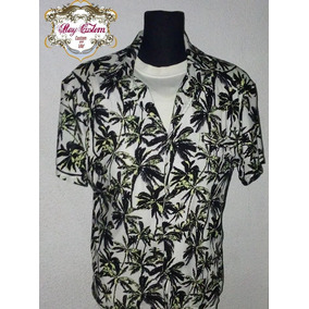Camisa Hawaiana/rockabilly/musica/pinup/vintage/50s/vintage