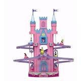 Castillo Magico Princesas Con Luz Y Musica 4 Princesas Ditoy