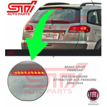 Brake Light Luz Freio Palio Weekend Trekking 08-16 Original
