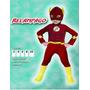 Disfraz Flash Musculoso Niños Talla 2