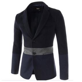 Saco Blazer Ultra Slimfit Moda Japonesa Envio Gratis Inmedia