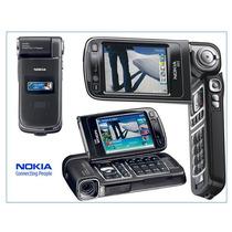 Nokia N93 3,2 Mp Carl Zeiss Dvd Wifi Finlandes Libre Stock