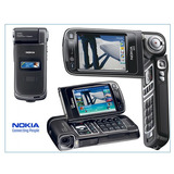 Nokia N93 3,2 Mp Carl Zeiss Dvd Wifi Finlandes Libre Stock