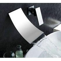 Llave Grifo Lavabo Baño O Tina Pared Monomando Muro 2