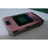Motorola V3i ( Original ) Sd Lindo Fino Rosa Estado De Novo