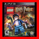 Lego Harry Potter: Years 5-7 Ps3 Digital Oferta !!!