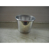 Molde Para Flan *timbales Aluminio