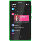 Nokia X Preto, Dual Chip, Dual Core, 3mp, 4gb, Android