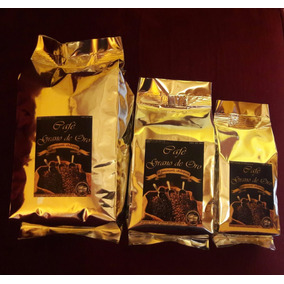 Cafe Gourmet De Chiapas Tostado Y Molido / Grano X 1 Kg.