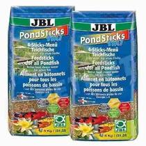 Alimento Carpas Koi 5kg Peces Japoneces Estanques Plantas
