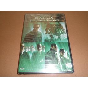 The Matrix Revolutions 2 Disc Dvd Nuevo Importado