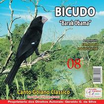 Cd De Canto De Pássaros Bicudo