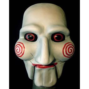 Saw Máscara De Látex Halloween El Juego Del Miedo