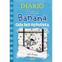 Livro Diário De Um Banana 6 Casa Dos Horrores Capa Dura