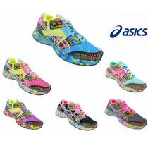 Tênis Asics Gel Noosa Tri 8 Caminhada Acadamia Lançamento