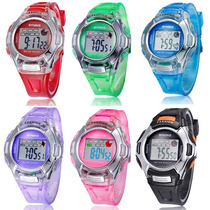 Reloj Synoke Unisex Sport Digital Led Shock Resist.