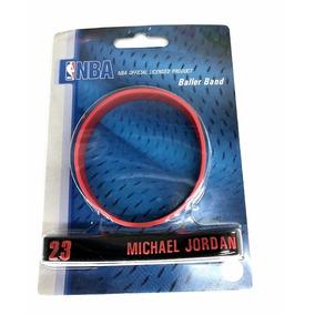 2 Pulseras Jordan 23 Chicago Bulls Toros Unitalla A225
