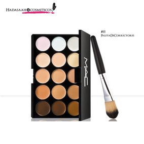 Hadasaah Cosmeticos - Contornos Mac