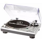 Tornamesa Tocadiscos At-lp120 Usb Gris Audio-technica Lp120