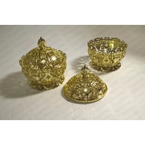 150 Mini Rechaud Romântico Lembrancinhas Casamento Boda Ouro