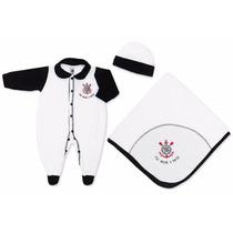 Saída Maternidade Do Corinthians Oficial Licenciado Unissex