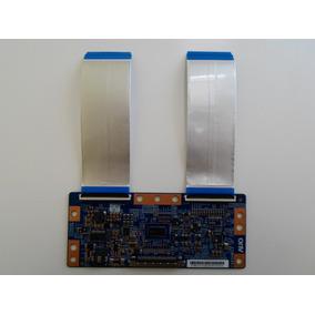 Placa T-con C/ Flats Tv Led Cce Lk42d (t460hw03 Vf Ctrl Bd)