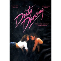 Dvd Original: Dirty Dancing 25 Aniver Jennifer Grey P.swayze