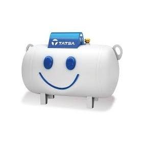 Tanque Estacionario Para Gas L.p Tatsa Instalado