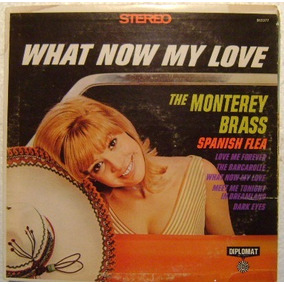 The Monterrey Brass 1 Disco Lp Vinilo