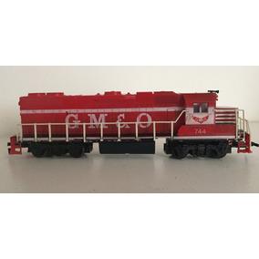 Locomotora Life Like - Gp-38 - Gm&o - Ferromodelismo H0