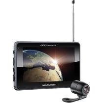 Gps Tracker 3 Tela De 7 Tv Digital Câmera Ré Fm Usb Gp039 -