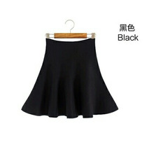Preciosa Falda Negra