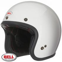 Casco Bell Custom 500 2014 Sólido Antiguo Blanco Lg