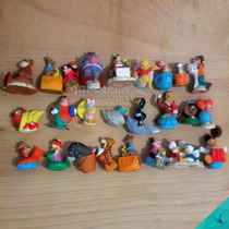 Colección 25 Figuras Splashers Sonrics Disney | No Bimbo