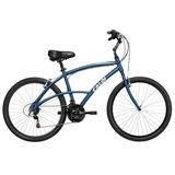 Bicicleta Caloi 300 Aro 26 T18 Azul/preto