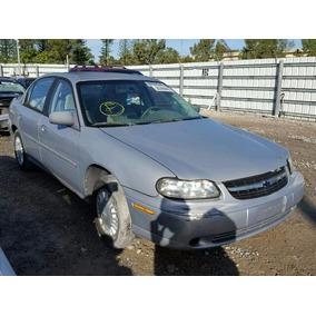 Chevrolet Malibu 1997-2003: Tablero (sin Accesorios)