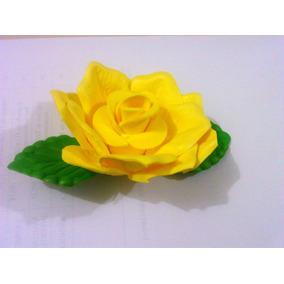 Dia Das Mães Topo De Bolo 10 Flores Em Eva
