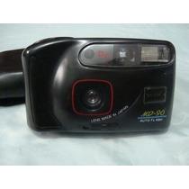 Camera Yashica Md90 35mm Automática Acompanha Bolsa