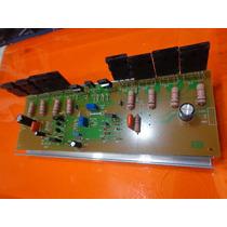 2 Placa Amplificador 1000w Montado/serve Na Signus Pa 1800