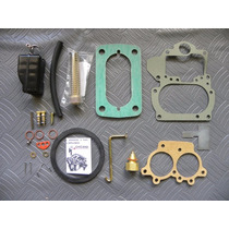 Kit Reparo Carburador 446 Corpo Duplo Dodge V8