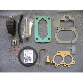 Kit Reparo Carburador 446 Corpo Duplo Dodge V8