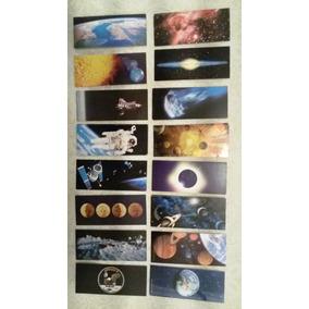 Cards / Figurihas Nestlé Surpresa - Coleção Viagem Espacial