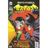 A Sombra De Batman Os Novos 52 Nº 16