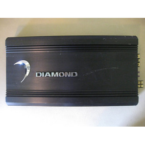Amplificador Diamond D3 600.1 Posibles Cambios