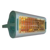 Tubo Radiante Eléctrico. Calefacción Exterior E Interior