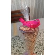 Mini Cones Trufados - 10 Unidades - R$ 20,00