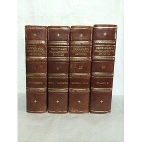 Diccionario Enciclopédico Bruguer 4 Vols